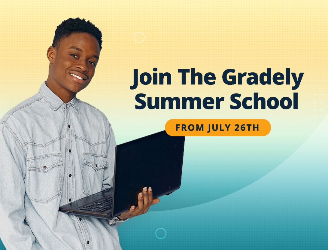 Join the Summer School by Gradely